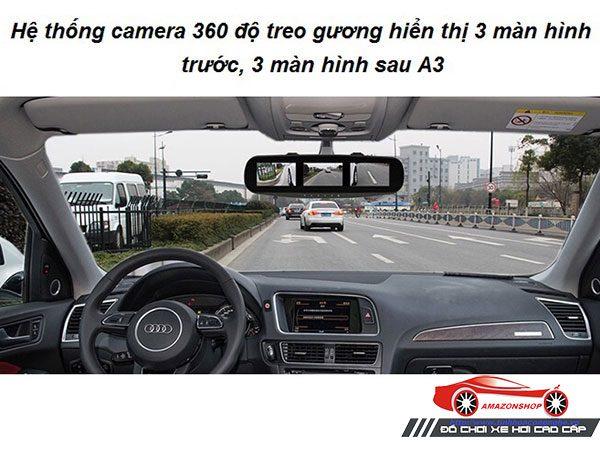 Camera quan sát 360 độ A3 12