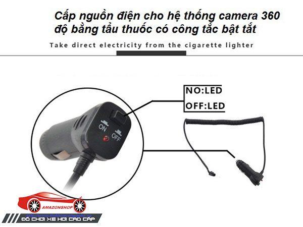 Camera quan sát 360 độ A4 02