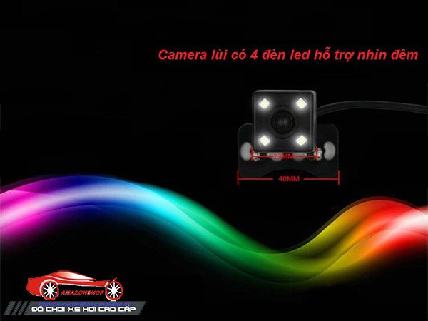 Camera quan sát 360 độ A4 04
