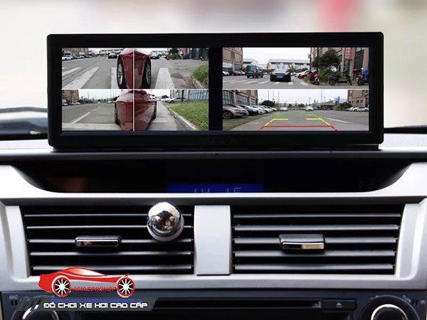 Camera quan sát 360 độ A7 - 6 kênh 01
