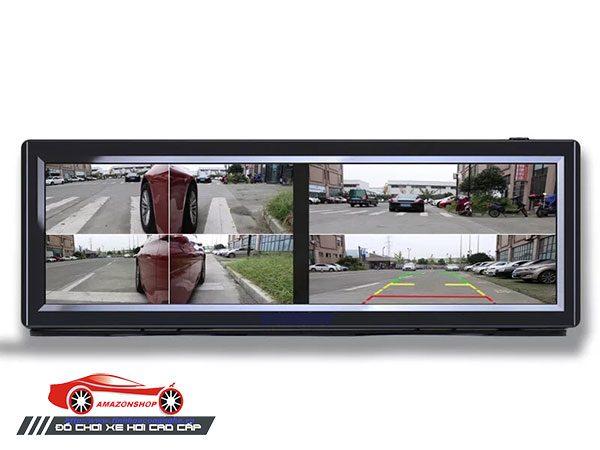 Camera quan sát 360 độ A7 - 6 kênh 02