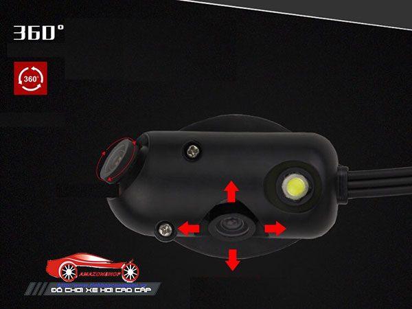 Camera quan sát 360 độ A7 - 6 kênh 11