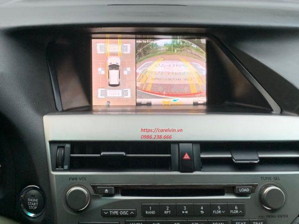Lexus Rx350 1