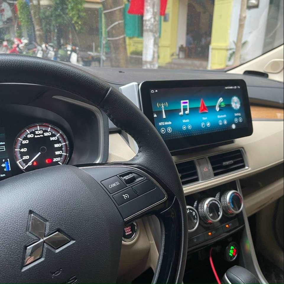 Màn hình DVD android 4G 10.25 inch thông dụng giao diện mercedes