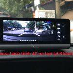 Camera hành trình 4G xe hơi tại Khánh Hòa với giá gốc từ nhà sản xuất