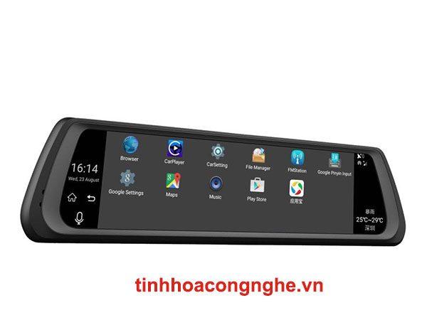 Củ gương Camera hành trình 4G full màn hình 10 inch mã K920-02
