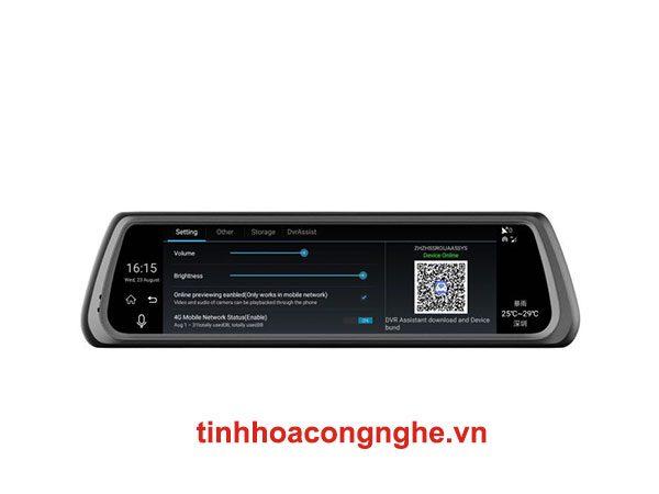 Củ gương Camera hành trình 4G full màn hình 10 inch mã K920-03