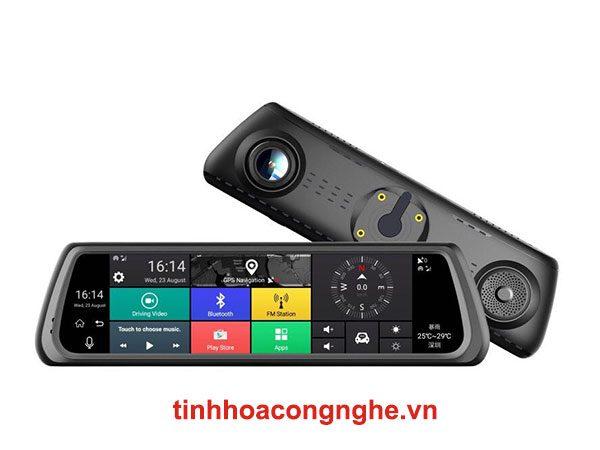 Củ gương Camera hành trình 4G full màn hình 10 inch mã K920