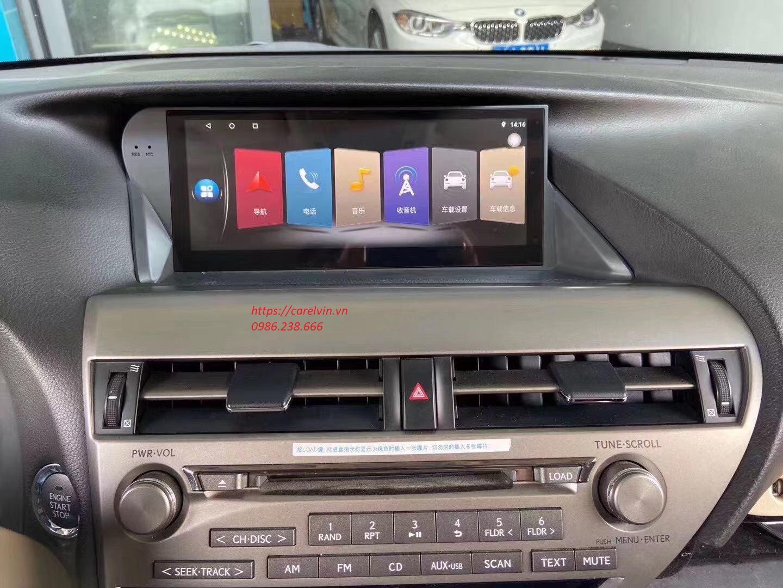 Lexus Rx350 4