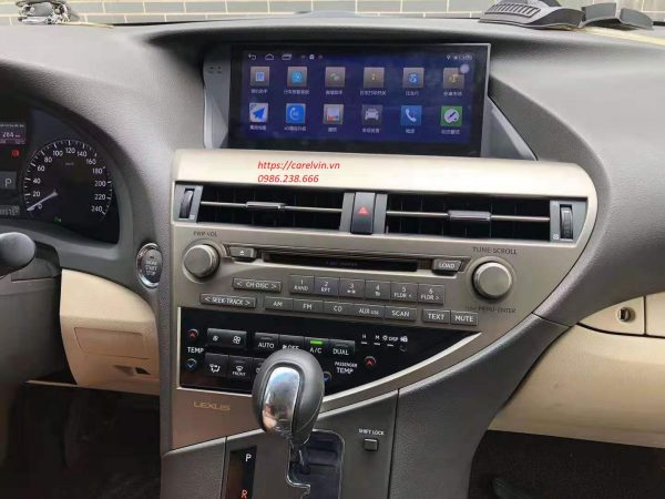 Lexus Rx350 6